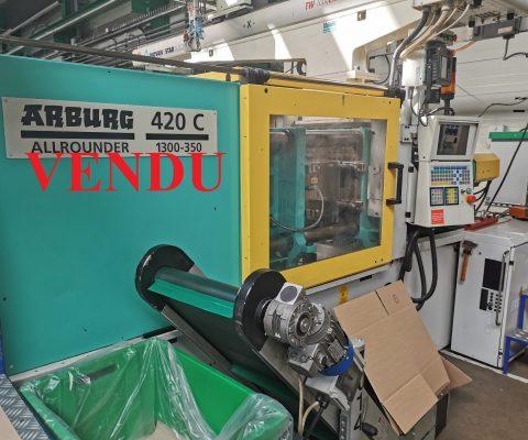 Presse ARBURG 130 Tonnes